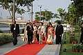 Chinese President and First Lady visit Sabarmati Riverfront, accompanied by the PM (15253059886).jpg