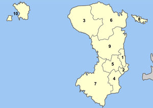Chios municipalities numbered.png
