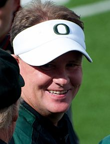 Chip Kelly on Chip Kelly  Former Head Coach Of The Oregon Ducks