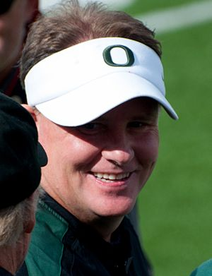 Chip Kelly - Image: Chip Kelly Smile