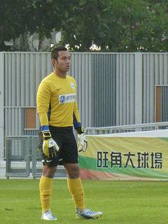 Chiu Yu Ming Hong Kong Footballer