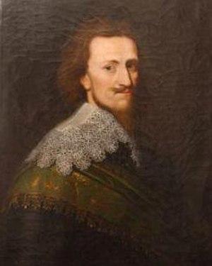 Christian II, Prince of Anhalt-Bernburg - Image: Christian II. (Anhalt Bernburg)