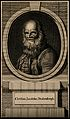 Christian Jacobsen Drakenberg, a very old man. Line engravin Wellcome V0007066.jpg