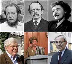 قائمة المسيحيين الحاصلين على جائزة نوبل ويكيبيديا