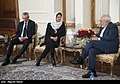 Christine Defraigne meeting with Mohammad Javad Zarif in Tehran 03.jpg