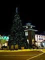Christmas Tree at Greenway Station - panoramio.jpg