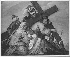 Kreuztragung Christi (Kopie nach)
