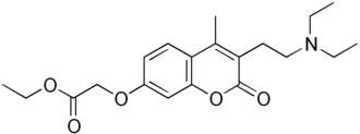Carbocromen - Image: Chromonar
