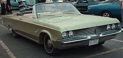 Chrysler Newport Convertible (1968)