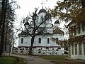 Church, view from a nearby country estate - panoramio.jpg