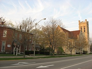 Starr Historic District historic district in Richmond, Indiana