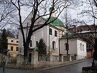Church of Saint Nicholas, Lviv, Khmelnytskoho Street (01).jpg