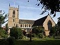 Church of St. Mary Magdalene, Hucknall - geograph.org.uk - 1802589.jpg