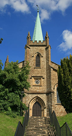 Church of St Mary, Riverhead, Kent.jpg