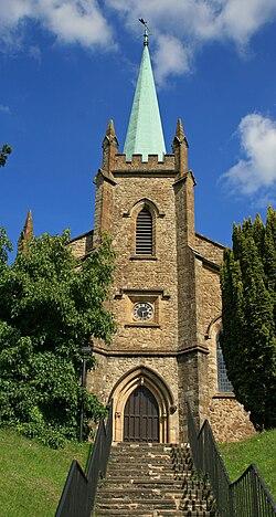 Church of St Mary, Riverhead, Kent.jpg