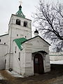 Church of the Dormition of the Theotokos in Alexandrov 05 (winter 2014) by shakko.JPG