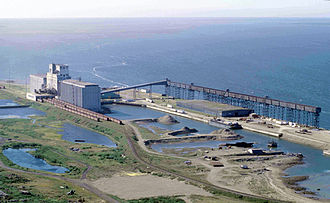 Port of Churchill - Port of Churchill