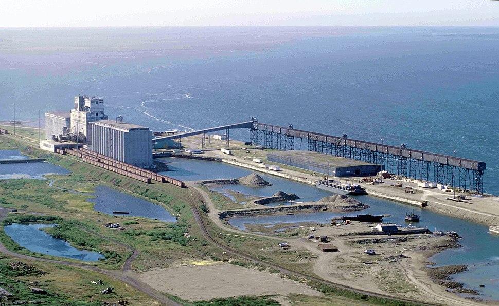 Churchill Seaport 1996-08-12