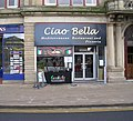 Ciao Bella Restaurant - John William Street - geograph.org.uk - 1703708.jpg