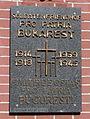 Cimitirul de onoare Pro Patria din Bucuresti-Placa bilingva.jpg