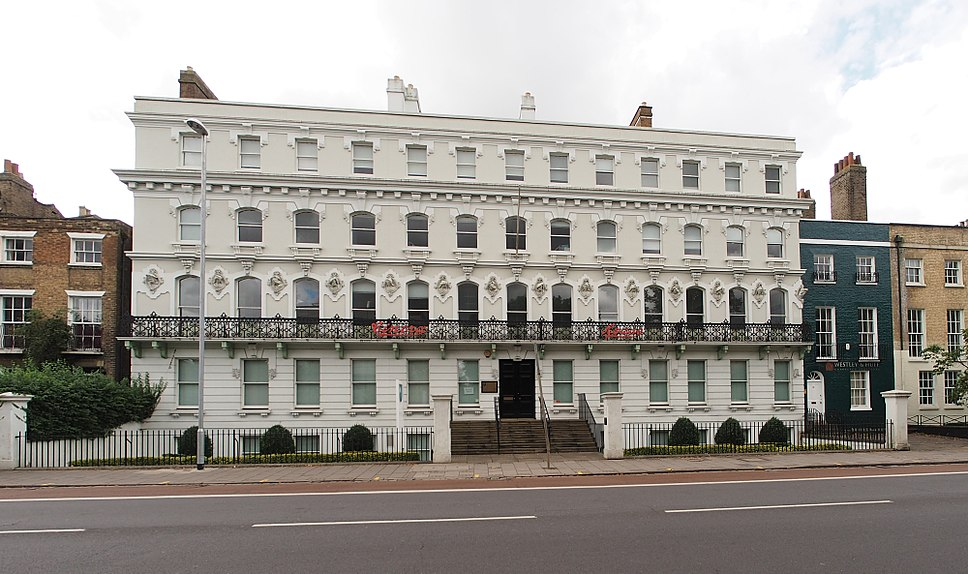 Cintra House, Hills Road, Cambridge