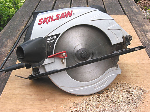Cirkelzaag (Circular saw)