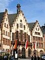 City hall Römer Frankfurt Hesse Germany.JPG