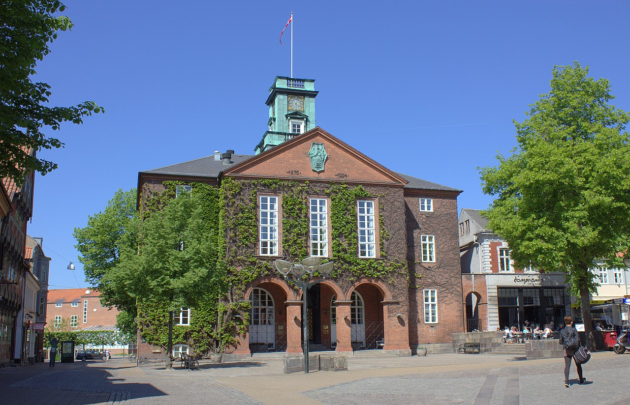 Cityhall in Kolding.Denmark.Kolding Rådhus.2012-001.jpg