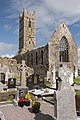 Claregalway Abbey and Cemetery.jpg