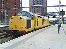 Class 97 - 3 locomotive at west end of Leeds Station - geograph.org.uk - 1943149.jpg