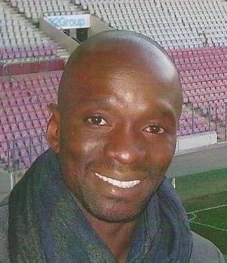 Claude Makélélé - Claude Makélélé in 2014