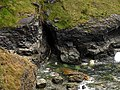 Cliffs at Tintagel - geograph.org.uk - 217095.jpg