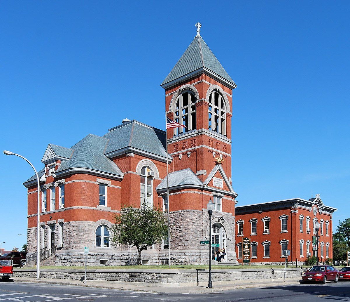 Clinton County Courthouse Complex - Wikipedia