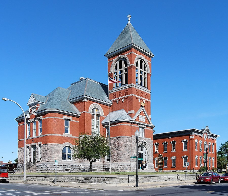 Clinton County Courthouse Complex