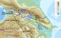 Cn Pompeius 66-64 BC Caucasus.png