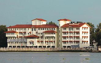 Indian Coast Guard - Coast Guard DHQ-4 Headquarters in Kochi, Kerala