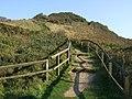 Coastal path towards Reighton - geograph.org.uk - 2624634.jpg