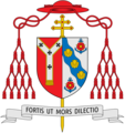 Coat of arms of Cardinal Nichols.png