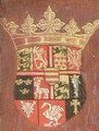 Coat of arms of Frederick I to Denmark to Norway etc.png