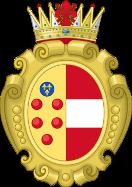 Johanna, Toskana, Großherzogin
