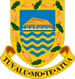Coat of arms of Tuvalu.svg