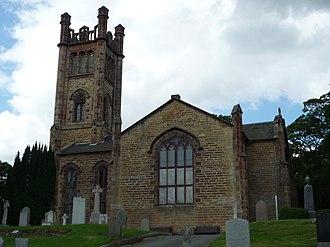 R & R Dickson - Cockpen Parish Church, 1817