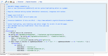 CodeEditor extension screenshot.png