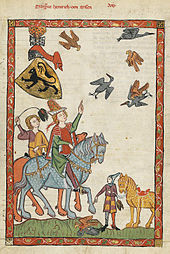 Horses in the Middle Ages