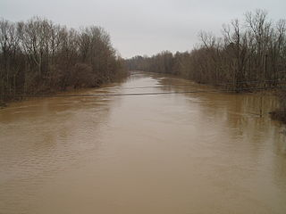 Coldwater River (Mississippi) river in the United States of America