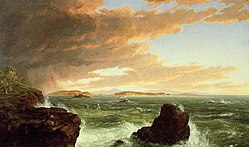 Cole Thomas View Across Frenchman-s Bay from Mount Desert Island After a Squall 1845.jpg