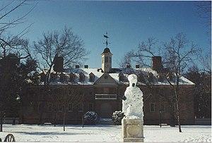 College of William and Mary Wren1 Williamsburg