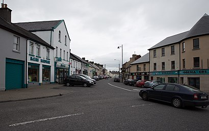 How to get to Collooney Train Station with public transit - About the place