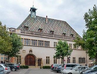 Ancienne Douane (Colmar) - Image: Colmar Koifhus (4)