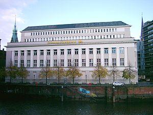 Deutsch: Commerzbank Hamburg-Altstadt.
